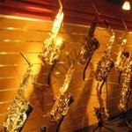 saxofoonwand
